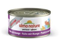 Almo Nature Legend Cat Cans - Chicken & Mango 70g x 24