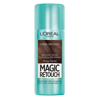 LOreal Magic Retouch Root Concealer Spray Dark Brown 75ml