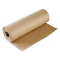18 ROLL KRAFT WRAPPING PAPER""