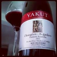 Yakut Red Wine-12x75cl
