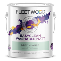Fleetwood Easy Clean Grey Nuance  2.5Ltr