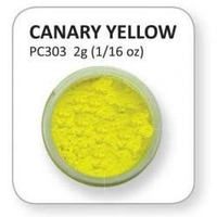 XPC303 -  Canary Yellow Powder colours 2g