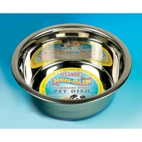 """Classic Stainless Steel Non-Slip 8.5"""" Bowl x 1"""
