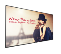 "Philips 49"" Signage Solutions D-Line Display"