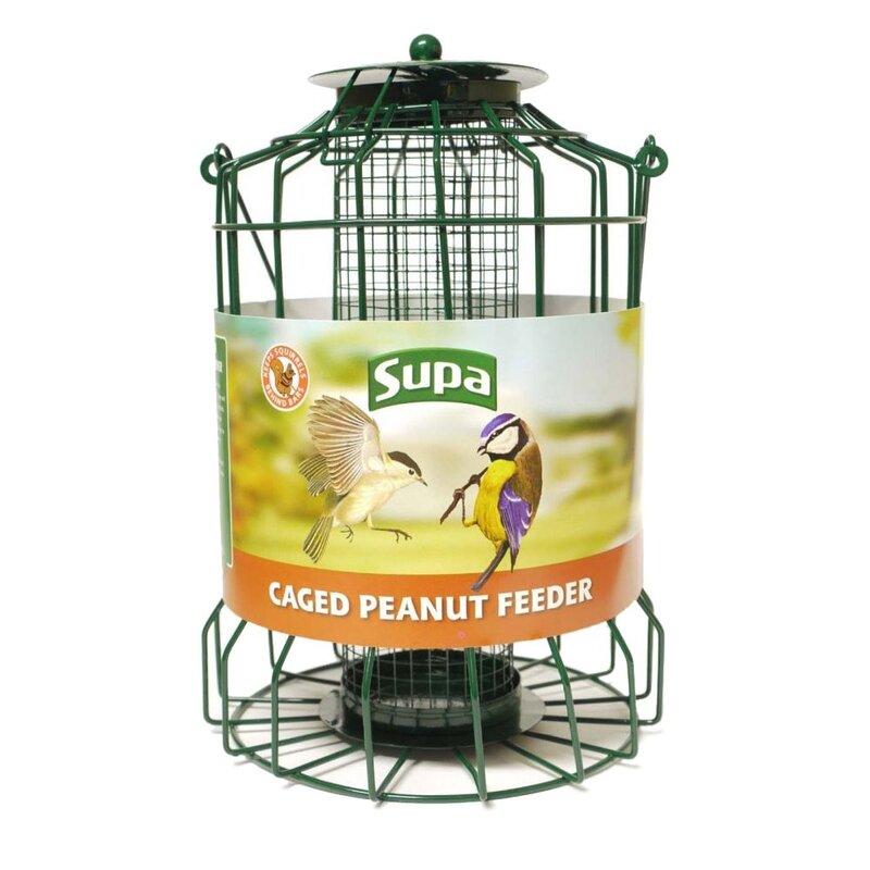 Supa Cage Peanut Feeder