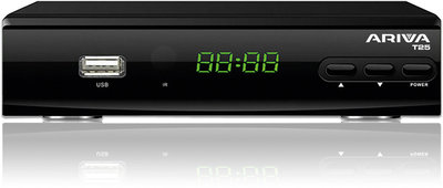 HD TERR DIGI RECV, DVBT/T2, MPEG4