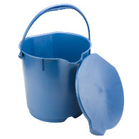 Detectable Buckets, Jugs, Scoops and Scrapers