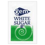 Sugar Sachets White x1000  (Gem)