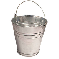 13 LTR HEAVY DUTY GALVANISED BUCKET