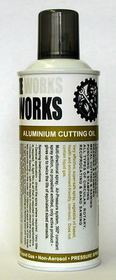 The Works - Aluminium Cutting Oil 300ml