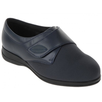 Cosyfeet Navy Womens Shoe (Karen)