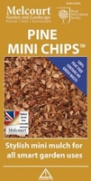 Melcourt Bark Pine Mini Chips 60lt