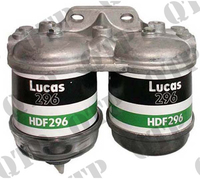 Fuel Filter Assembly Dual