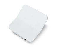 White Angled Wall Light 6W LED Warm White   LV1202.0113