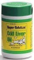 Super Solvitax Pure Cod Liver Oil Capsules 90 caps x 1