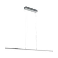 EGLO Flagranera Satin Chrome 19w LED Pendant | LV1902.0089
