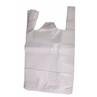 Cheetah/Whitehouse Vest Carrier White 13x19x23 (1000)