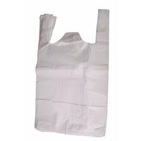 Cheetah/Whitehouse Vest Carrier White 13x19x23 (1000)