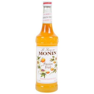 Passion Fruit Syrup Monin Glass Bottle 70cl