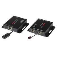 Labgear HDMI Extender- 60m Over Single CAT5e/6/7 cable