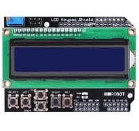 LCD 1602 Keypad Shield LCD 1602 for Arduino Duemilanove UNO MEGA2560 MEGA1280