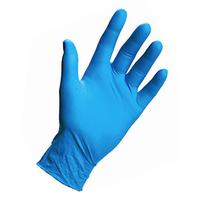 Economy Bodytech Nitrile Gloves, Powder Free, 1000/Case