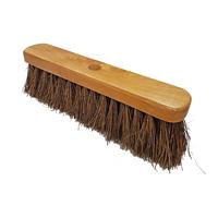"""12"""" Stiff Bassine Varnished Broom Head (WT536)"""
