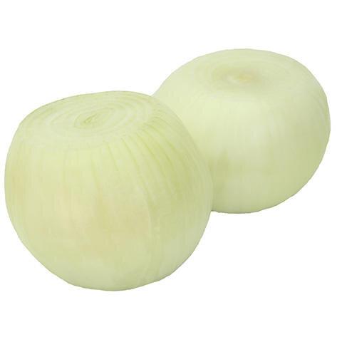 Peeled Spanish Onion