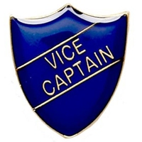 Vice Captain - Badge (Blue)