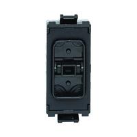 Schneider Ultimate Grid 2way & Off switch Black|LV0701.1122