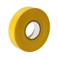 Insulation Tape 19mm x 20m Yellow