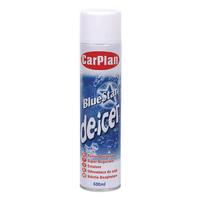 CarPlan Blue Star De-Icer Aerosol 600ml - SDI600