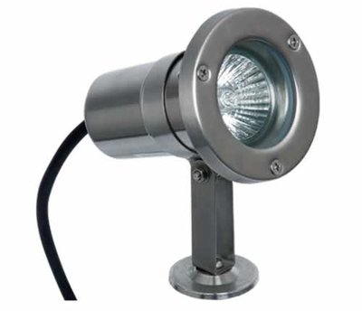ONE Light Stainless Steel Ground Spike Light IP65