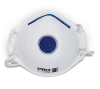 Respirator P2 Valve Mask (PC321) Box 12