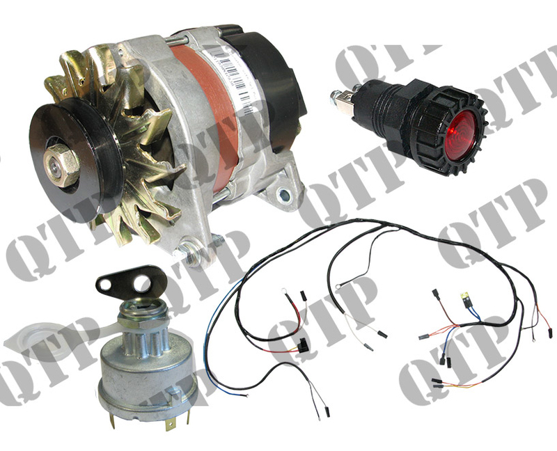 Alternator Kit 35 135 Quality Tractor Parts LTD