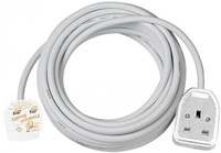 1166573015 EXTENSION CABLE 5MT WHITE 05VV-F3G1,25