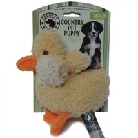 Country Pet Puppy Toy - Duck x 1