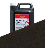 5L Dark Brown Protek Stable Coat