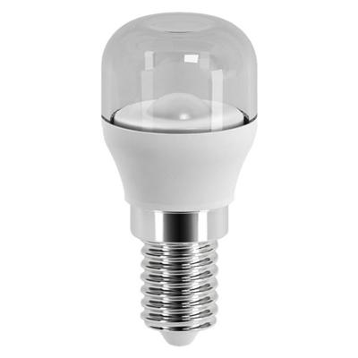 BELL 2 WATT (15 WATT) SES E14  CLEAR PYGMY LAMP 15000 HOUR WARM WHITE 2700K 100 LUMEN