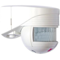 LUXOMAT LC CLICK N 140 DEGREE WH PIR