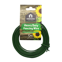 Kingfisher Heavy Duty 5m x 3mm Fencing Wire - GSW101 (GSW101)