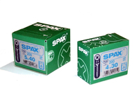 SCREWS 4MM x 60MM BOX (QTY 200)