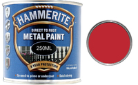 5084869 HM METAL PAINT SMOOTH RED 250ML