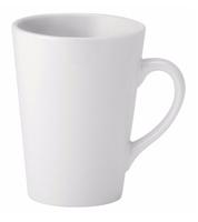 Pure White Latte Mug 8.5oz (24cl)