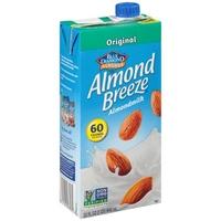 Unsweetened Almond Breeze