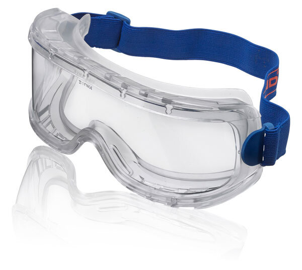 Grinding Goggles - Wide Vision