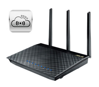 ASUS Router RT-AC66U VPN