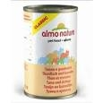 Almo Nature Classic Cat Can - Tuna & Shrimps 140g x 24