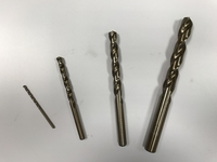 DRILL BITS 1MM TO 25MM
