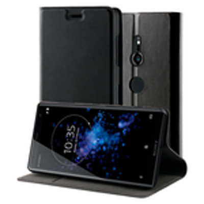 Roxfit Folio Case for Sony Xperia XZ2 Black